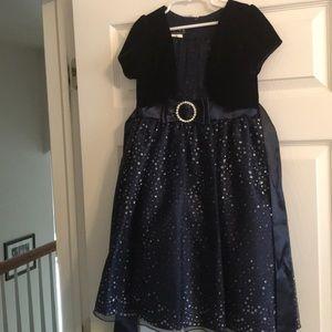 Other - Girls fancy holiday dress sz 8